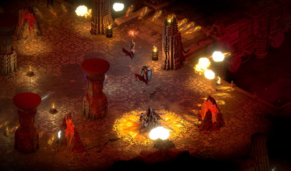 Diablo 2: Resurrected disponibili di oggi, annuncio ufficiale e galleria di immagini