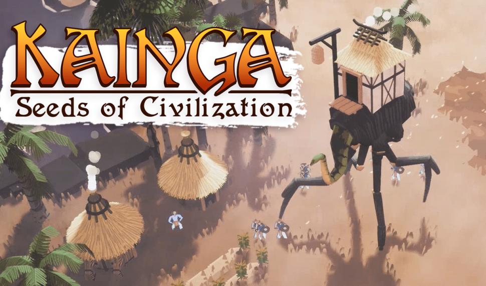 Kainga Seeds of Civilization – Anteprima – RTS rogue-lite Tribale